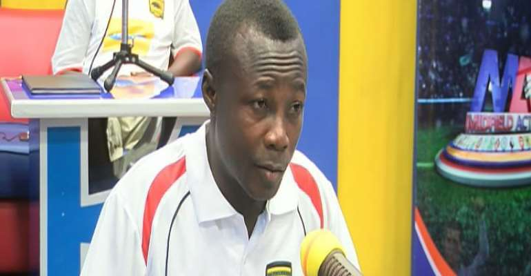 CAF CC: We Will Ensure Ghanaians Forget About Black Satellites Painful Exit From AYC - Kotoko Chief