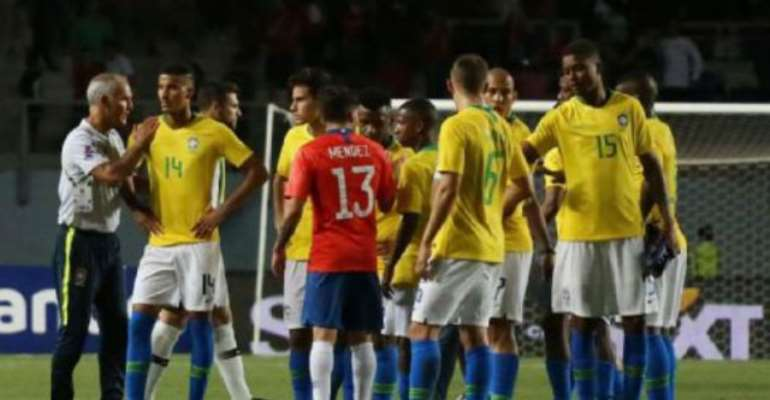 Brazil Miss Out On Under-20 World Cup