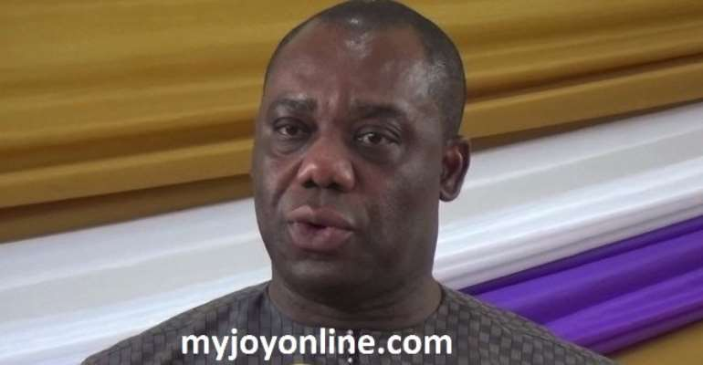 Dr Matthew Opoku Prempeh is Mister of Education
