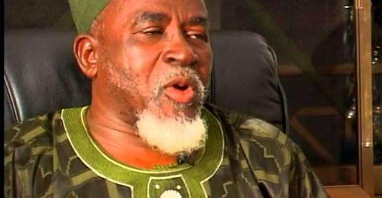 Alhaji Gruzah Vows To Revive Dwindling Fortunes Of Ghana Football