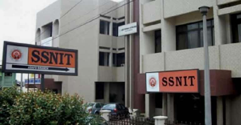 12.5% Of Workers Pay SSNIT