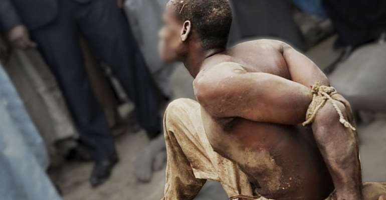 The Torture Virus: BBC Africa Eye Exposes Torture Being Used By Nigerian Security