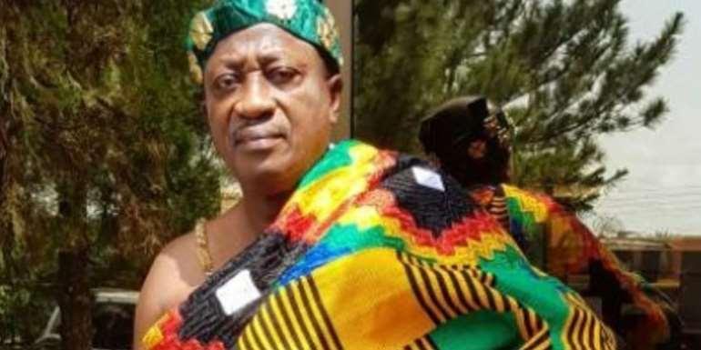 Bantama Chief Wants Security Beefed Up In Kumasi