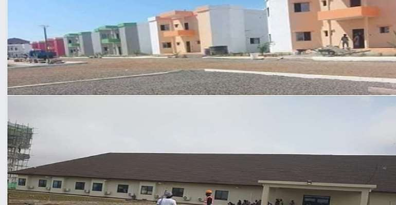 Weah's Monstrous Complex Vs. The Tiny 14th Military Hospital – 10 Reasons Why We Cannot Clap Even For A Minute