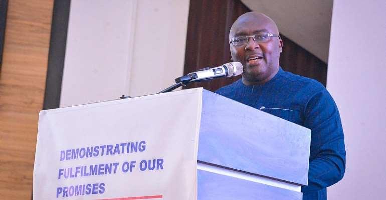 We Don't Need Jesus To Tell Us We're Suffering Under Akufo-Addo — Japhet Festus Gbede Jabs Bawumia