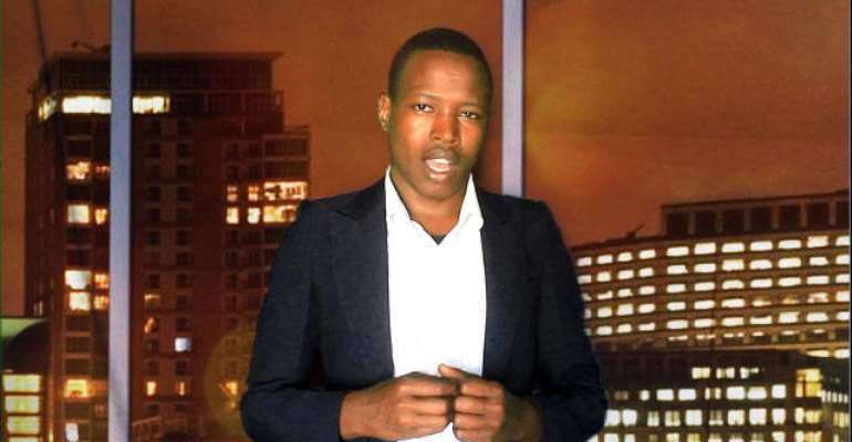 Five Somali TV journalist, Hussein Ali Gesey was arrested in Burhakaba town of Bay region in the South West State, on Tuesday 11 February, 2020. | Photo/ Courtesy/Facebook.