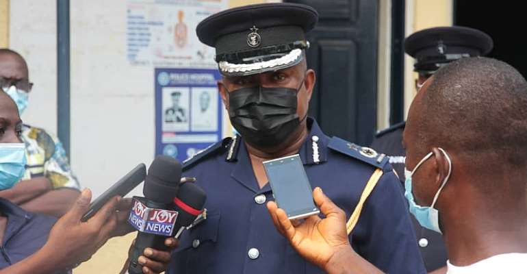We have followed COVID protocols in our stations---Tema Central Regional Police Commander