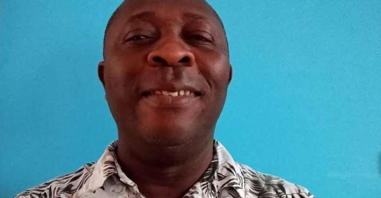 The author — Afrikatu Kofi Nkrumah