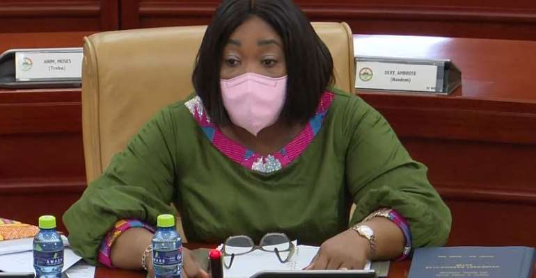 I wasn't consulted on $150 charge for COVID-19 tests at KIA – Ayorkor Botchwey reveals