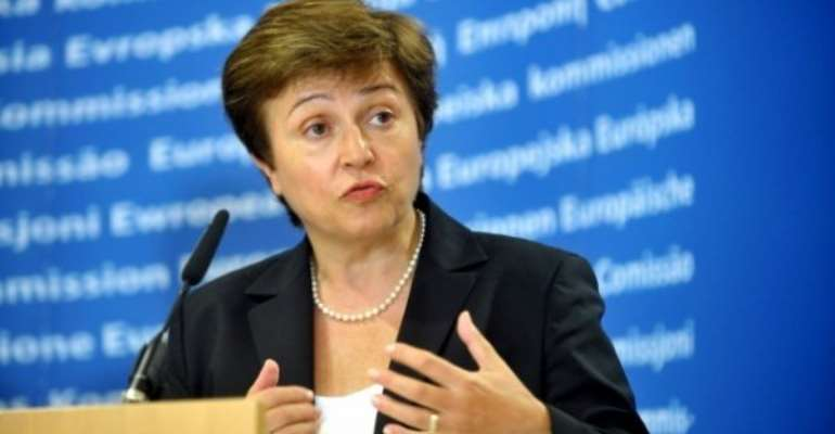 IMF MD calls for resetting of African economies to recover from COVID-19