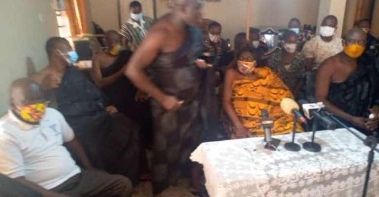 'Nkoranzamanhemaa' praises Akufo-Addo for Adu Gyan's nomination
