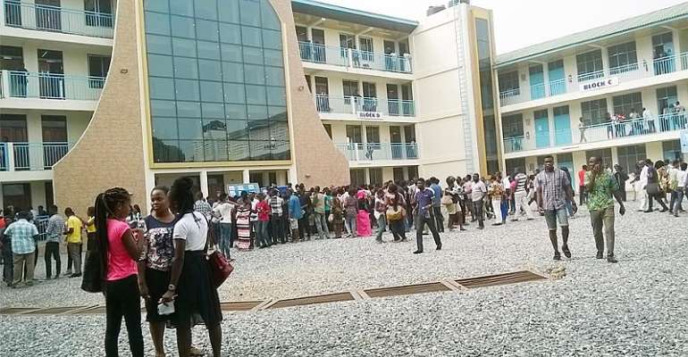 Ban On Charging of Phones, Laptops On GIJ Campus Lifted