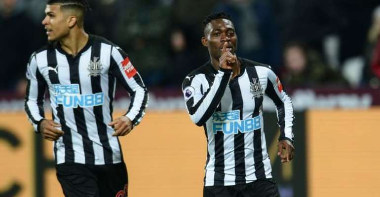 I'm Working Hard For Everything I've Been Given In Football - Atsu