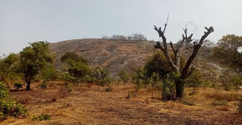 Discovery: The Untold Story Of The Ombo Mountain In The Upper West Region