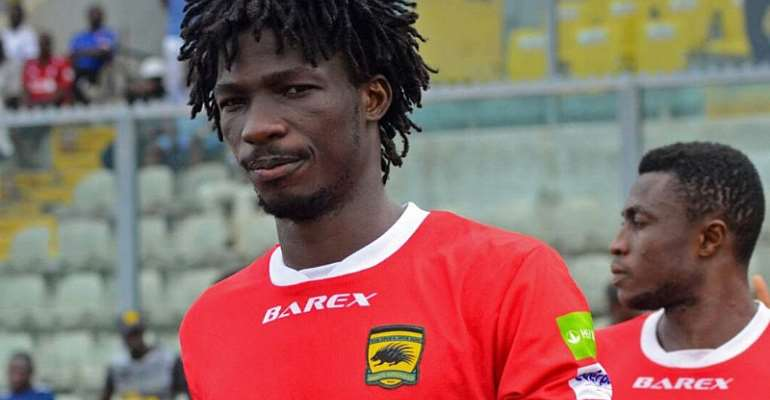 Maxwell Konadu Implores Kotoko Management To Resolve Songne Yacouba Contract Issues
