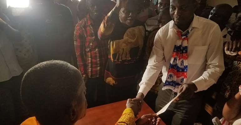 NPP Primaries: Odotobri Supporters Pick Form For MP