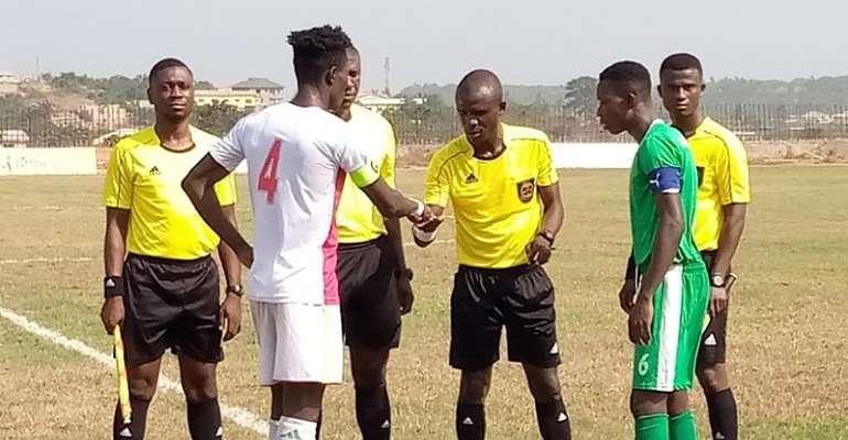 Ghana Premier League: Elmina Sharks Draw 1-1 With Eleven Wonders At Home