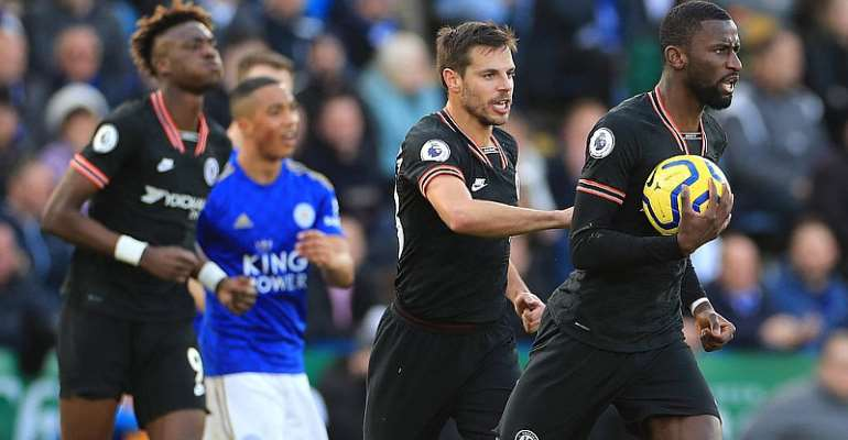 PL: Leicester And Chelsea Draw See-Saw Game