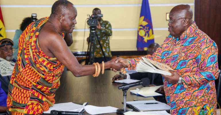 [List] Akufo-Addo appoints Council of State members for second term
