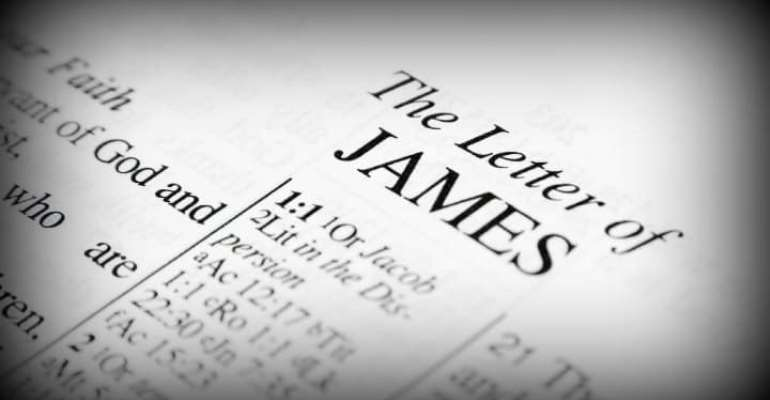Apostle James was a practical follower of Jesus Christ, with his Jewish background.