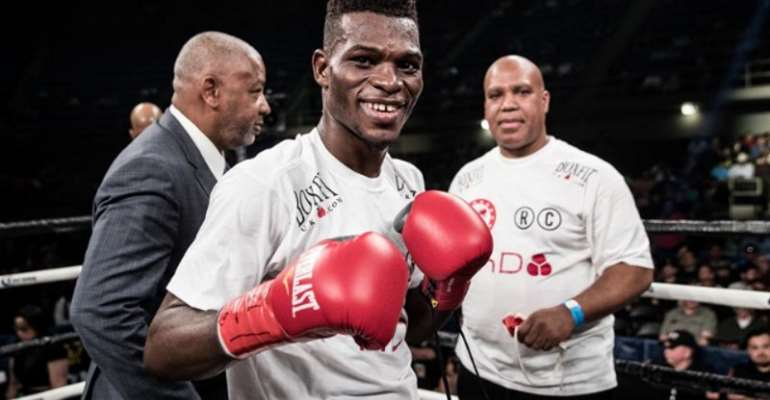 Andre Rozier: Trainer Vows To Make Commey Pound-For-Pound Favourite