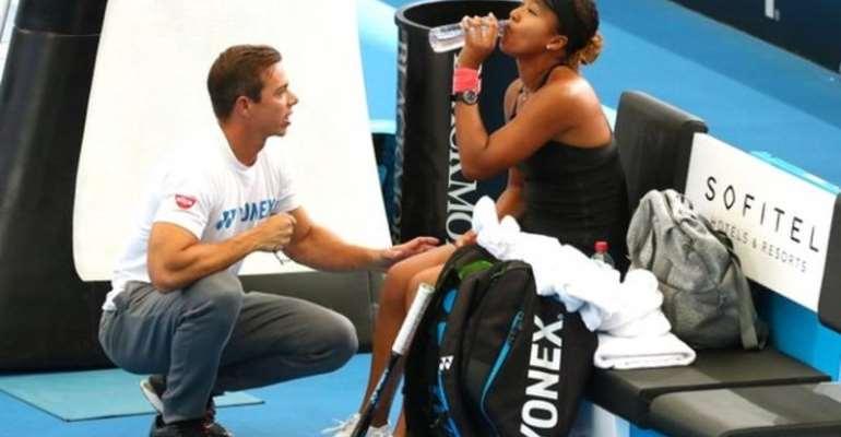 Naomi Osaka Part Ways With Coach Sascha Bajin