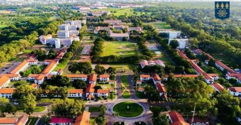 Social Media Reactions To Video Of UG Legon Campus 46years Ago