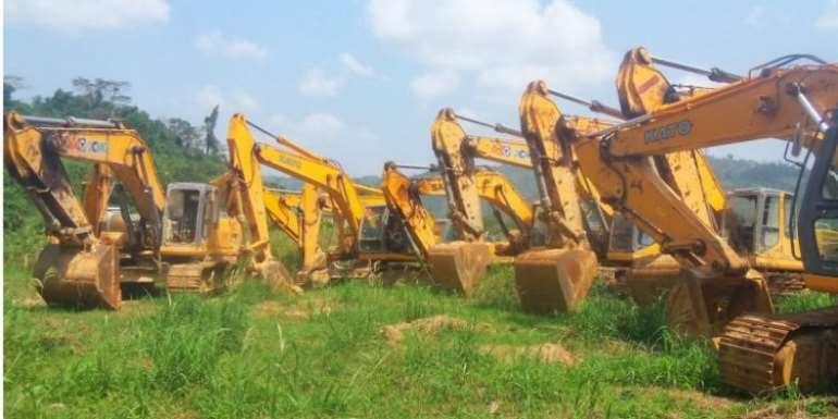 Missing Excavators: Don't Clear Culprits Of The Allegations – Former Minister To Gov't
