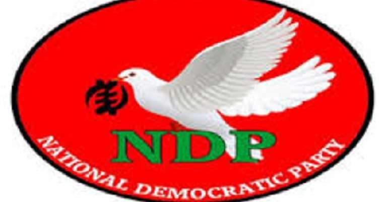 Support EC To Compile New Voter's Register – NDP To Members