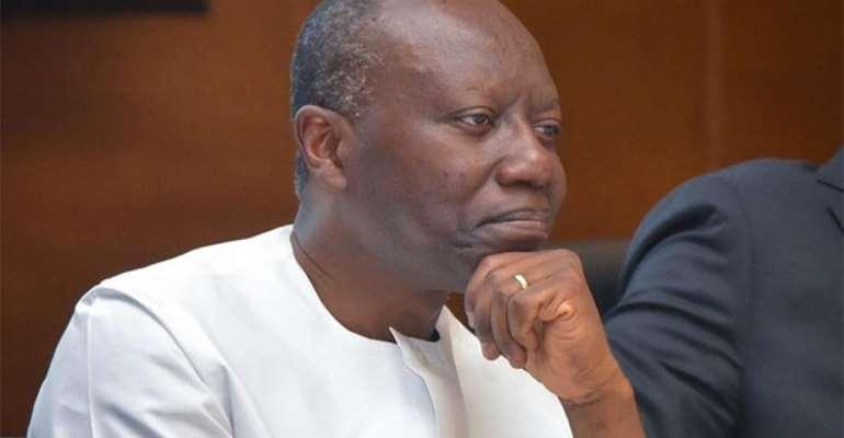 Ken Ofori-Atta – Finance Minister