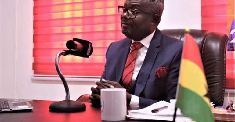 Mahama Lacks Credibility, He Can't Manage Ghana — Kofi Akpaloo