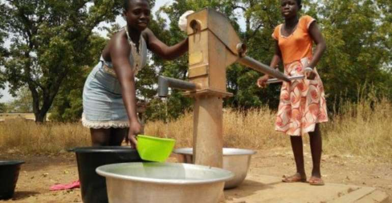 Upper West: Oloteng residents beg for potable water