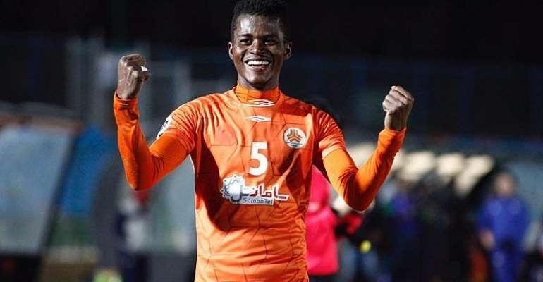 Samuel Sarfo Score First Champions League Goal For Saipa FC In Win Over Minerva Punjab