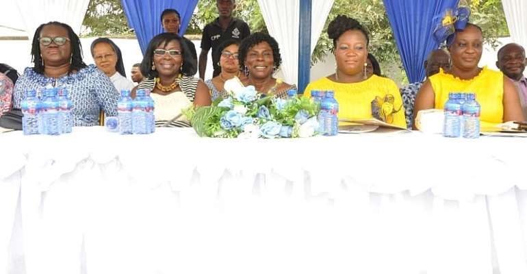 St. Mary's SHS Marks 69th Speech & Prize Giving Day