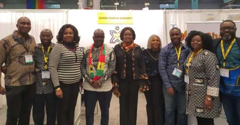 The AfroDrifter Retracts To Tourism Authority Over Worst Booths At New York Travel Show Publication