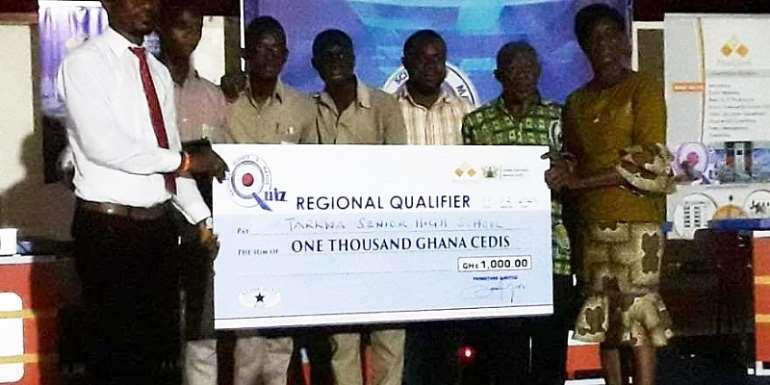 NSMQ: Tarkwa SHS Makes It Through Regional Qualifiers