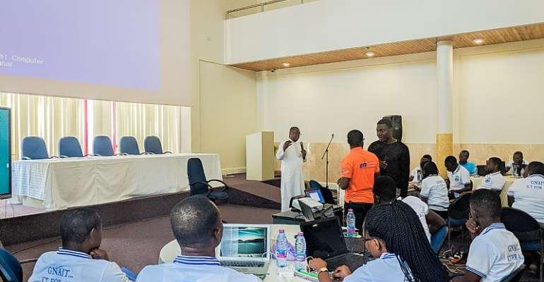 AITI-KACE, GNAIT To Support ICT Education