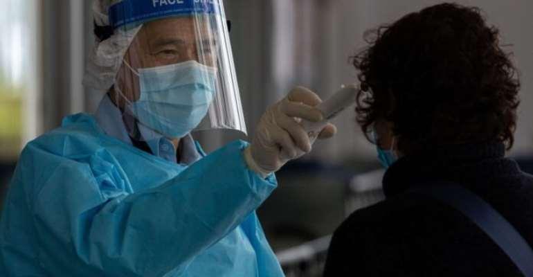 Coronavirus: 1,350 Dead; 60,000 Infected