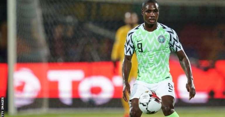 Odion Ighalo Kept Away From Man Utd Training Ground
