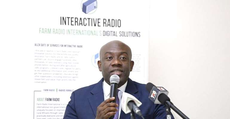 Be Tolerant Of Divergent Views – Oppong Nkrumah To Broadcasters