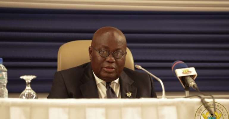 I'll Do All To Make 2020 Elections Peaceful, Credible – Akufo-Addo Vibes Ziave Chiefs