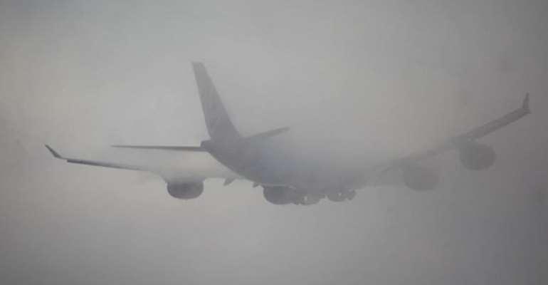 Harmattan: Lagos-Bound Flights Divert To Accra Over Poor Visibility