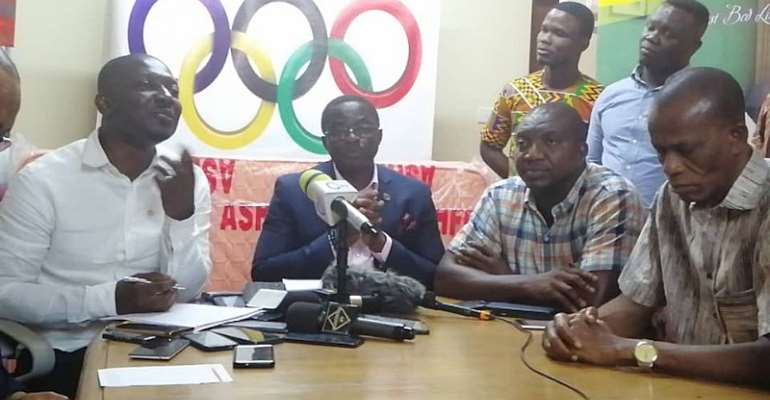 Ashfoam Cushions Ghana Olympic Committee With $20,000 For Tokyo 2020 Preparations