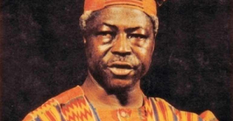 Former Ghanaian leader, Dr. Hilla Limann, photo credit: Ghana media