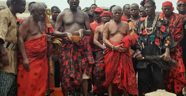 Coup Plot: Avatime Chiefs Curse Plotters Of Military Officer Gameli; Demand His Bail