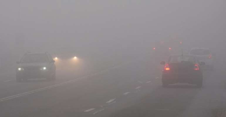 Harmattan: Road Safety Authority Warns Motorists To Be Extra Careful