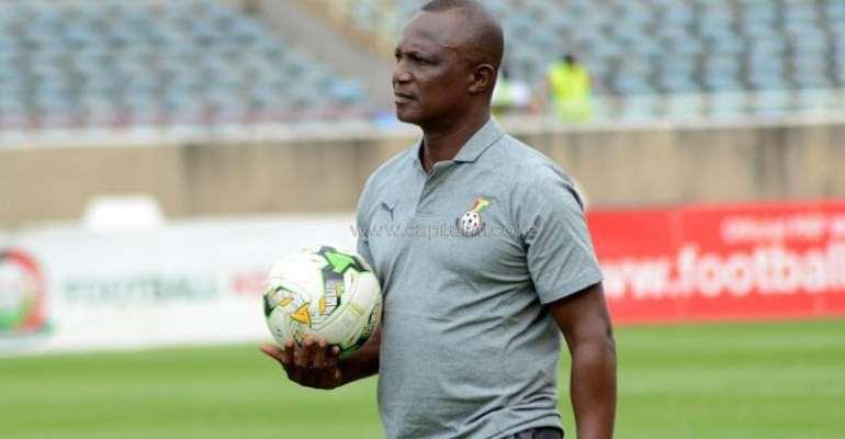 Kwasi Appiah Debunks Holding Talks With Sudanese Club Al Hilal