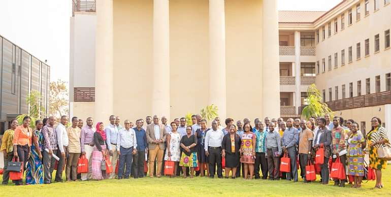 Academic City Organizes Capacity Building Workshop For SHS Heads