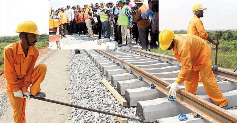 Ghana, South Africa To Revamp Ghana Railways