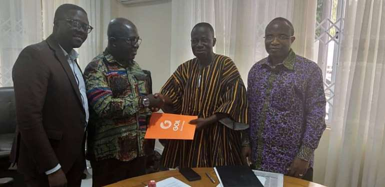 GOIL Renews Sponsorship Deal With Hearts Of Oak For Another Year